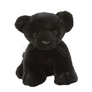 SORT PANTER bamse - Nature Planet 2727 - toymaster.dk