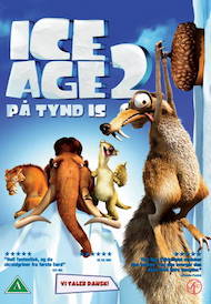 ICE AGE 2 - På Tynd Is - DVD-film