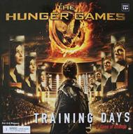 HUNGER GAMES - TRAINING DAYS brætspil på engelsk