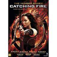 THE HUNGER GAMES 2 - CATCHING FIRE som DVD-film