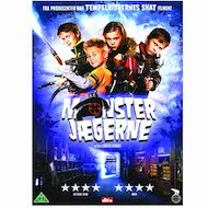 MONSTERJÆGERNE - DVD-film