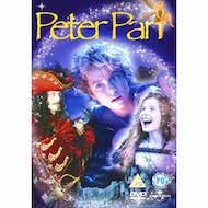 PETER PAN som DVD