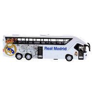 REAL MADRID team bus i metal og plast - toymaster.dk